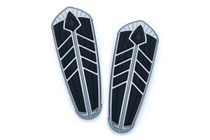 Kuryakyn Spear Driver Floorboard Inserts For Indian 14-16 5650