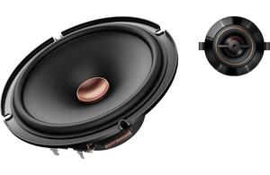 """Pioneer TS-D65C 6.5"""" 2-Way Component Car Speaker System"""