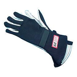RJS SAFETY Large Black Double Layer Driving Gloves P/N 600010105