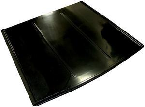 Allstar Performance Fiberglass Extended Dirt Roof Black P/N 23171