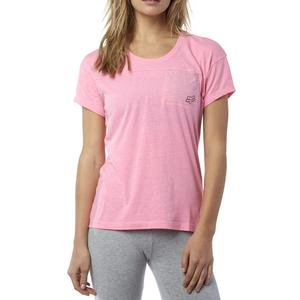 Fox Initiate SS Womens Top Neon Pink (Pink, Small)