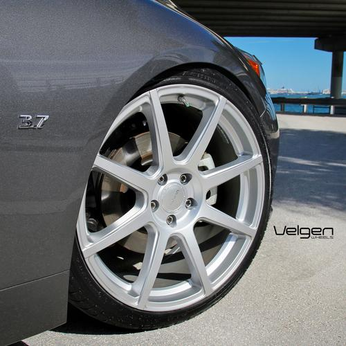 20 Velgen Vmb8 20x105 Silver Concave Wheels Rims Fits Audi A7 S7 Sold By Vibe Motorsports Motoroso