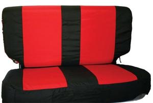 Rampage 5054530 Seat Cover Combo Pack Fits 97-02 TJ Wrangler