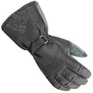 Joe Rocket Sub Zero Cold Weather Motorcycle Gloves Black Womens Size L
