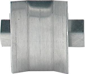 Allstar Performance Angle Mount Power Steering Reservoir Bracket P/N 36123