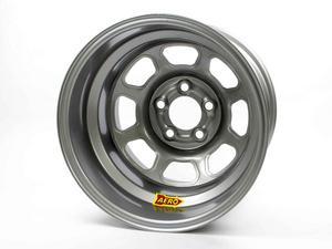 AERO RACE WHEELS 51-Series 15x8 in 5x5.00 Silver Wheel P/N 51-085030