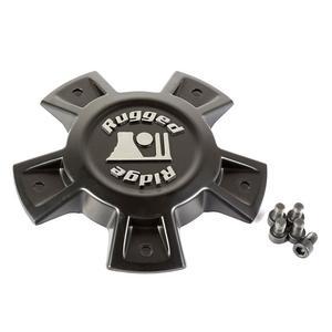 Rugged Ridge 15500.90 Center Cap Fits 07-18 Wrangler (JK)