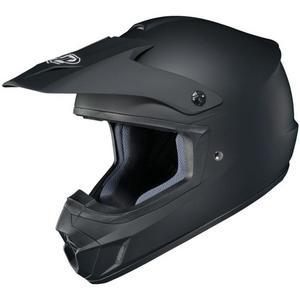 HJC CS-MX II Solid Helmet Matte Black (Black, X-Large)