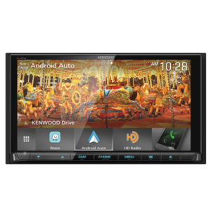 OPEN BOX: Kenwood Excelon DDX9905S DVD Receiver Apple CarPlay/Android Auto