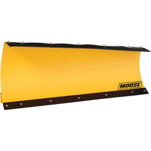 Moose Utility 4501-0757 County 50in. Blade Plow - Matte Yellow