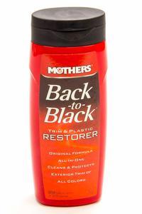 Mothers Back to Black 8.00 oz P/N 06112