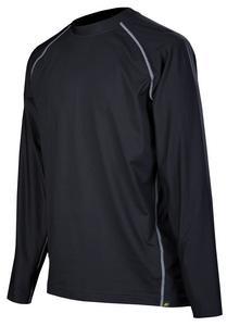 Klim Aggressor Base Layer Shirt Black Men's S