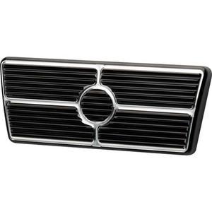 BILLET SPECIALTIES Black Aluminum Brake Pedal Pad GM F-Body 1967-69 P/N 199465