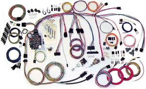 American Autowire Wiring System Chevy Truck 1960-66 Kit P/N 500560