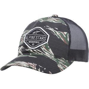 Alpinestars Flavor Hat Military (Green, OSFM)