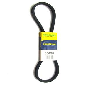 """Genuine Goodyear Replacement Belt 5/8"""" x 43"""" for Lawn Mowers / 85430, 336488, M77671, 2006B40R, 704070, 11483, 1108552"""