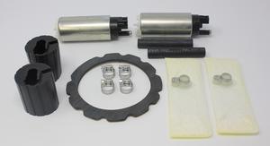 TI Automotive Hi-Performance 255lph, 500hp, Gas, Pump Kit