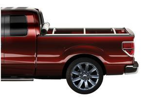 Extang 14405 Tuff Tonno Tonneau Cover Fits 09-14 F-150 5.5ft bed