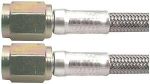ALLSTAR PERFORMANCE 60 in 3 AN Braided Brake Hose 5 pc P/N 46300-60-5