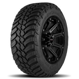 4-33x12.50R20 AMP Mud Terrain Attack M/T A 114Q E/10 Ply Tires