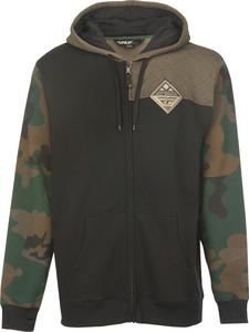 Fly Racing Adult Patch Hoodie Camo Hoody XL Extra Large