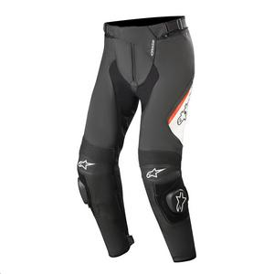 Alpinestars Missile Leather V2 Pants Black Airflow (Black, 36)