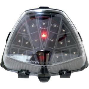 Competition Werkes MPH-80176S Integrated Taillights - Stealth
