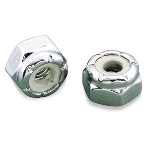 Gardner-Westcott 17552 Nylon Insert Lock Nuts - Coarse Thread 7/16in.-14