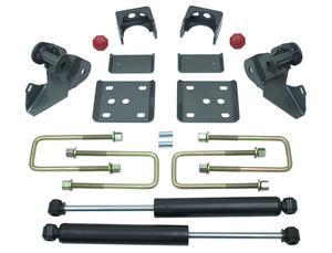 MaxTrac Suspension 203440 Lowering Kit Box Fits 09-14 F-150
