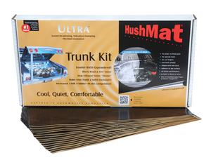 Hushmat 10330 Ultra Insulating/Damping Material Cargo Kit