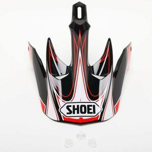 Shoei 0246-6010-05 Cross Visor FCR2 for VFX-DT Helmet - TC-5