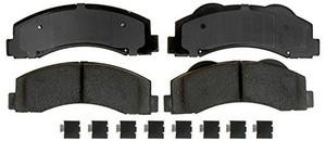 ACDelco 17D1414CH Professional Ceramic Front Disc Brake Pad Set
