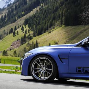 """20"""" HRE FF04 FLOW FORM SILVER CONCAVE WHEELS RIMS FITS BMW X3"""