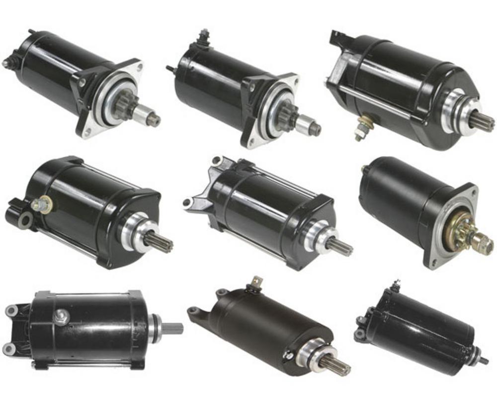 WPS SMU0403 Starter Motor
