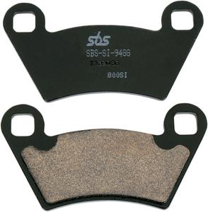 SBS Sintered Front or Rear Brake Pads 800SI
