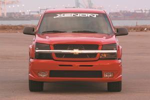 Xenon 10771 Front Bumper Cover