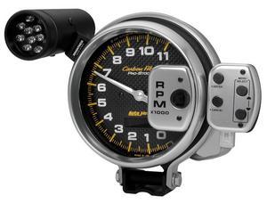 AutoMeter 6836 Carbon Fiber Pro Stock Tachometer