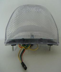 Advanced Lighting Designs TL-0114-IT Integrated Taillight - Clear