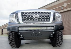 N-Fab N161MRDS MRDS Front Bumper Fits 16-17 Titan Titan XD