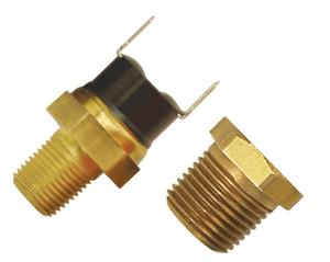 DERALE 1/8 in NPT Temperature Switch Kit P/N 16730