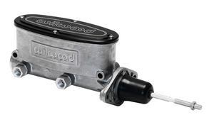 WILWOOD 7/8 in Bore Aluminum Tandem Master Cylinder Kit P/N 260-9439