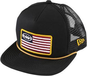 FMF Racing Stars / Bars Trucker Hat Snapback Black OSFA