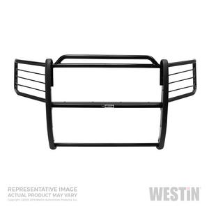 Westin 40-0335 Sportsman 1-Piece Grille Guard