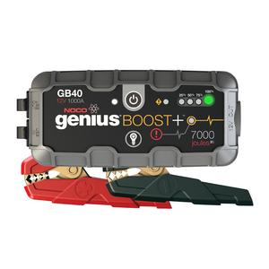 Genius Boost Jump Starter Cables with USB Charger / 15365, GB40