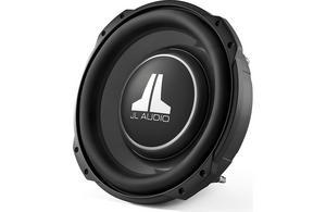 """JL Audio 12TW3-D4 12"""" Car Subwoofer Dual 4-Ohm Shallow Mount Thin"""