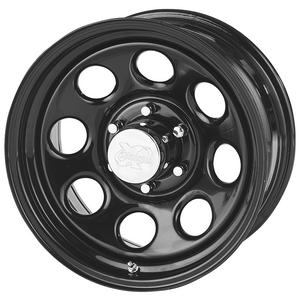 Pro Comp Wheels 97-6181 Rock Crawler Series 97 Black Monster Mod Wheel