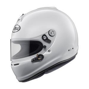 Arai Helmets Large White GP-6S Snell SA 2015 Helmet P/N 685311143464