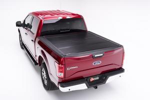 """Bak 772307 BAKFlip F1 Hard Folding Truck Bed Cover Fits F-150 Mark LT 78.8 """" Bed"""