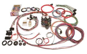 Painless Wiring 10112 19 Circuit Classic Customizable Chevy Pickup Harness