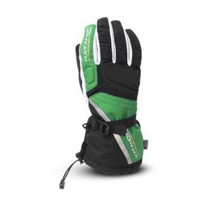 Katahdin Cyclone Gloves (Green, X-Large)
